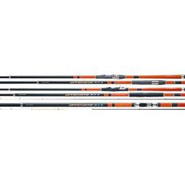 ◎百有釣具◎DK 漁鄉 鱗攻 磯釣竿 規格:3號 530X (扣座)