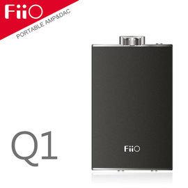 平廣 FiiO Q1 USB DAC 3.5mm輸入 隨身型 耳擴 音效卡  貨 一年