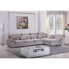 ~ODS~愛麗絲波浪 L型布沙發~可訂製尺寸~更改布套~台中以北享免 服務喔