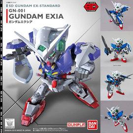 ~鋼普拉~BANDAI SD鋼彈 EX~STANDARD 003 GN~001 GUNDA