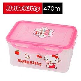 樂扣樂扣 HELLO KITTY PP保鮮盒 470ml HPL807KT