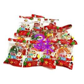 ^(馬來西亞^) 日日旺 聖誕水果味軟糖 1包 500 公克^(約 40 顆^)  160