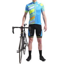 ~ 百分百~2015款 男 威廉 自行車車衣 腳踏車車衣 騎行服 短袖套裝 車衣車褲短套裝