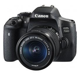 ~晶準 ~Canon EOS 750D 18~55mm STM^(中文平輸^)性能再升級.