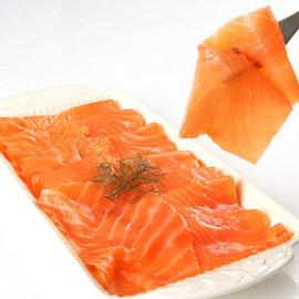 煙燻鮭魚 250g 切片小包裝 smoked salmon 250g 開胃菜 冷盤 義大利