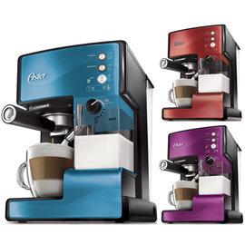 美國OSTER 奶泡大師義式咖啡機 BVSTEM6602  PRO升級版 三色可選 ◤贈OSTER磨豆機+咖啡豆◢