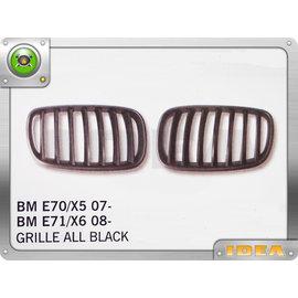 泰山美研社 D429 BMW E70 X5 X5M E71 X6 X6M 平光黑 消光黑