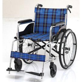 益康便利GO 均佳JW-100 鋁合金輪椅-經濟型