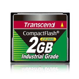 【穩定】2GB 工業用 CF200I數位CF記憶卡  TS2GCF200I
