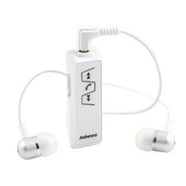 Jabees 5合1立體聲藍芽耳機 IS901(白)