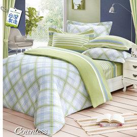 Countess~2503~格菱~雙人4件式床包兩用被組