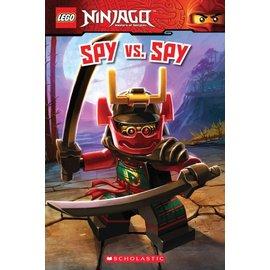 LEGO Ninjago #13: Spy vs. Spy