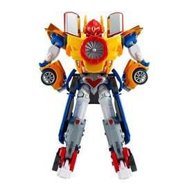 超級 ^~^~機器戰士 TOBOT XY _二合一旋風合體機器人~~超級