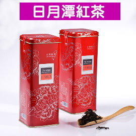 ~御和堂~日月潭紅茶^~3罐~^(台茶18號^)手採紅茶,似果似花而似蜜;滋味鮮濃醇爽;讓