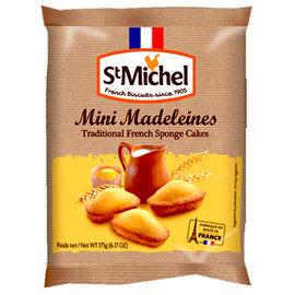 法國St Michel瑪德蓮鮮奶雞蛋糕175g