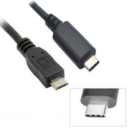新竹市 micro usb轉Type-c usb 3.1 小米4C、Zenfone 3、HTC 10、華為 P9、nokia N1apple MacBook 平板充電線/傳輸線/數據線 (1米/1M)