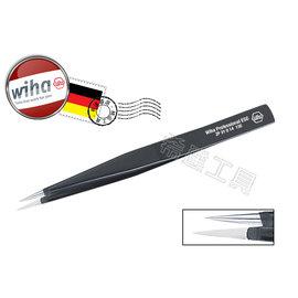 上質~德國 WIHA ZP 01 0 14 抗靜電 精密鑷子 AA型 ESD