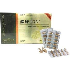 酵綠100 純天然諾麗果精元酵素植物性膠囊