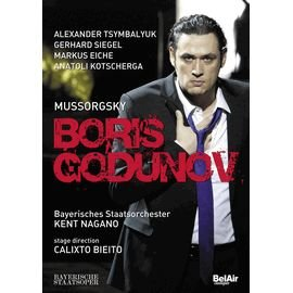 BAC102 ^(DVD^) 穆索斯基:歌劇~波里斯.郭德諾夫~ Moussorgsky