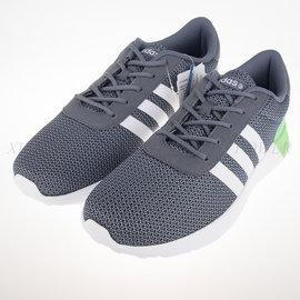 6折出清~Adidas NEO Lite Racer 潮流 復古 休閒 運動 慢跑鞋 (F98305)