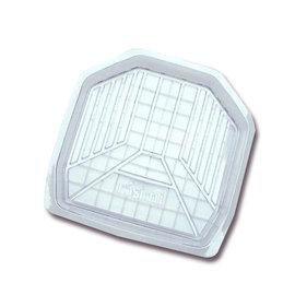 ^~史崔派◆汽車 ^~ PackyPoda 3D透明雪泥踏墊 ^(後座^) 車用腳踏墊
