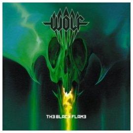 野狼聖戰樂團 / 黑色烈焰 CD