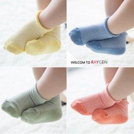 童襪 六色網眼純棉透氣寶寶小短襪 地板襪【HH婦幼館】