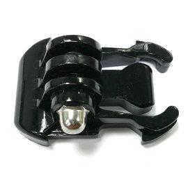 SJ4000快拆卡扣快扣底座 機車行車紀錄器行車記錄器防水相機密錄器攝影機SJ5000 S