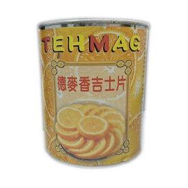 德麥香吉士片 840g 水果罐頭 蛋糕內餡、製作果汁、裝飾蛋糕、甜湯 蛋糕裝飾 另售鳳梨片,什錦水果