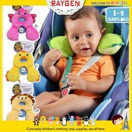 兒童(1-4歲)防落枕動物造型護頸枕/安全旅行枕/u型記憶枕【HH婦幼館】