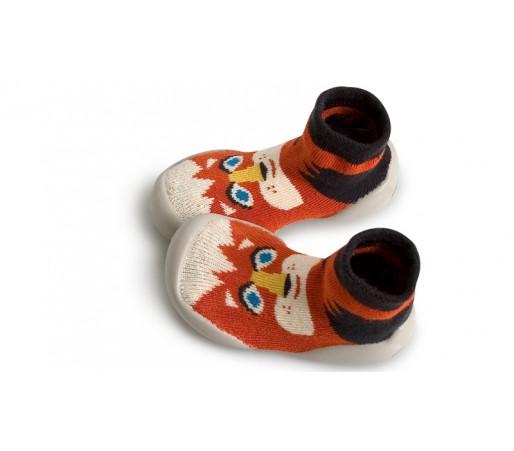 舒适的包覆稚嫩的小脚丫及脚踝,非常适合小宝贝穿著.   3.