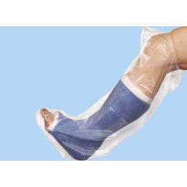 美國瓦特waterguard石膏繃帶傷口防水罩^~小孩嬰兒腿部