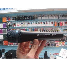 禾豐音響 送shure mic線 貨保2年 德國製 SENNHEISER E~945 E9