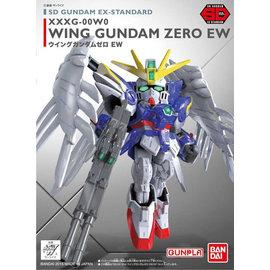 鋼彈模型 SD GUNDAM EX-STANDARD 004 飛翼零式 天使鋼彈 EW T