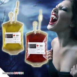 創意搞怪吸血鬼果汁能量飲料袋 血袋【HH婦幼館】