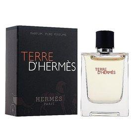 ~櫥窗小姐~Hermes Terre D Hermes 愛馬仕 大地 男性淡香水 香水空瓶