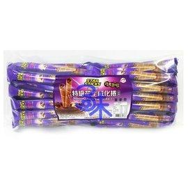 ^(印尼^) ~star sticks~味覺百撰 爆漿特級花生巧克力威化捲^(chocon