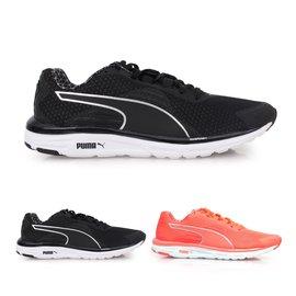 PUMA Faas 500 v4 PWRWARM 男慢跑鞋(反光恆溫系列 免運 健走 登山 運動【02015200】≡排汗專家≡
