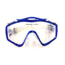 ~~蘋果戶外~~面鏡~PVC~單眼 蛙鏡 浮潛 潛水 護目鏡 泳渡 水上活動