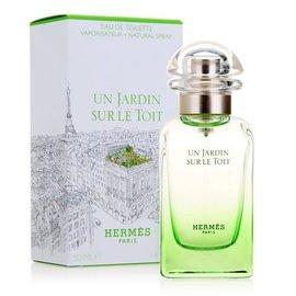 ~櫥窗小姐~Hermes 愛馬仕 愛馬仕 屋頂花園 中性淡香水 香水空瓶分裝 5ML