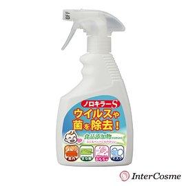 【紫貝殼】『PEOPLE34』日本製 諾羅剋星噴劑 400ml【對「流感病毒」「諾羅病毒」「大腸桿菌」有良好的抗菌能力】