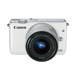 昇昇 CANON EOS M10 14~45 22 雙鏡 貨 送32G 相機 微單眼相機