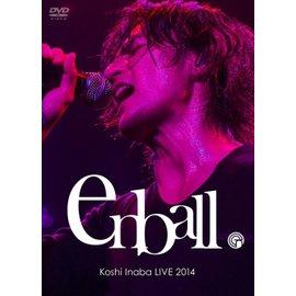 稻葉浩志  Koshi Inaba LIVE 2014 ^~en~ball^~ 2DVD