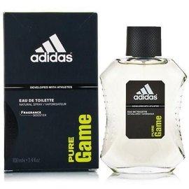 ~櫥窗小姐~Adidas PURE GAME 愛迪達極限挑戰男性淡香水 香水空瓶分裝 5M