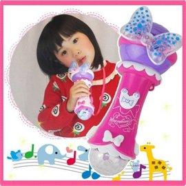 玩具 變聲多功能麥克風 帶10首歌 閃光話筒 可擴錄音 接MP3【HH婦幼館】