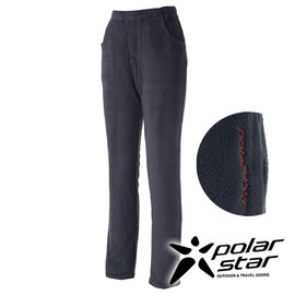 PolarStar 女 刷毛保暖長褲 │  ~玫瑰紅~P15424