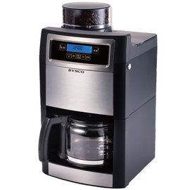 SYNCO 新格 多功能全自動研磨咖啡機 SCM-1009S /  SCM1009S