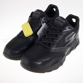 SKECHERS 跑步系列 輕量 GO Run Vortex 警察 學生 鞋 黑 (54080BBK)