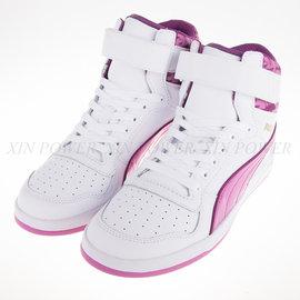 PUMA_女 Liza Mid 休閒 復古 潮流 高筒 籃球鞋 (358764-02)