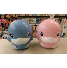 『*04』【KU.KU酷咕鴨】造型存錢筒(藍)(粉)【養成寶貝儲蓄的好習慣】